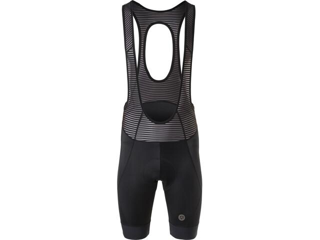 AGU Essential Prime II Bib Shorts Men, negro